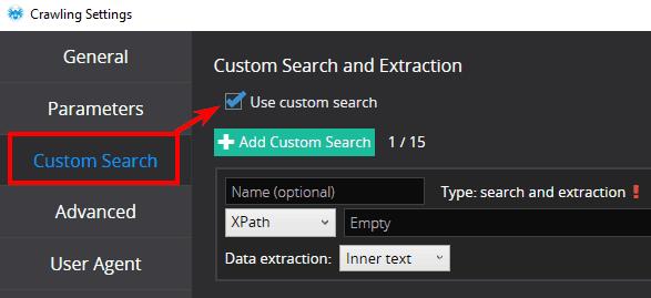 custom-search