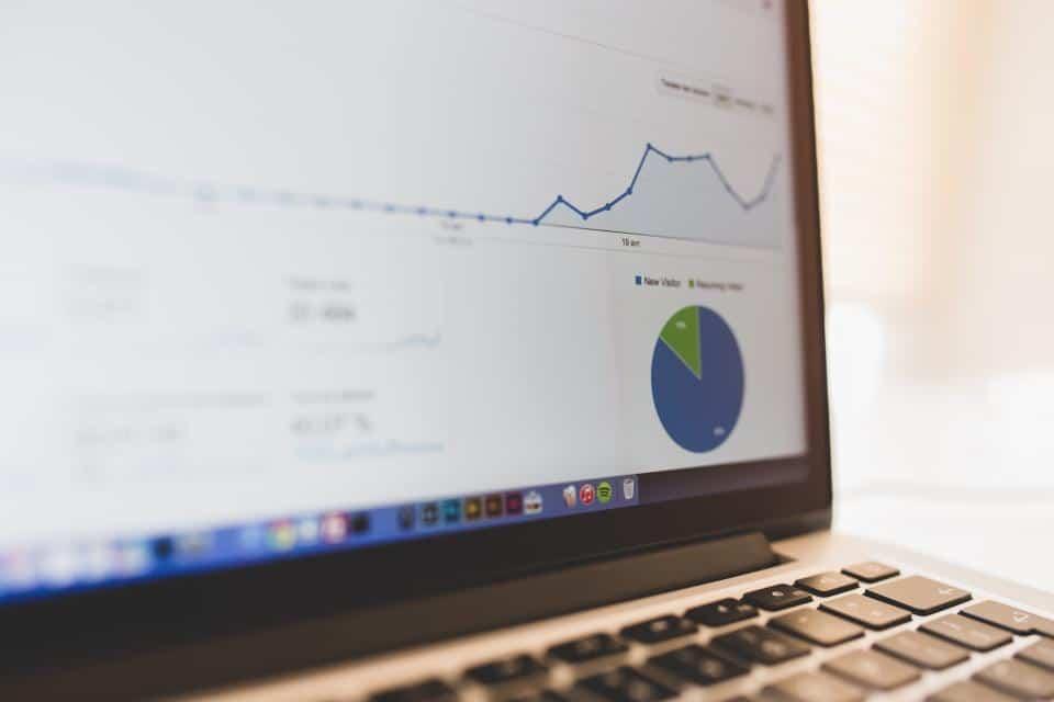 analytics stock photo