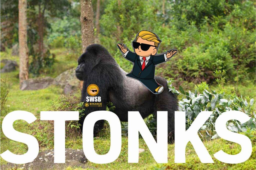 wallstreetbets gorilla gme ape